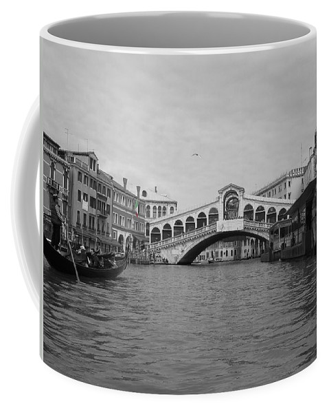 Cityscape Coffee Mug featuring the photograph Grand Canal IIi by Dylan Punke