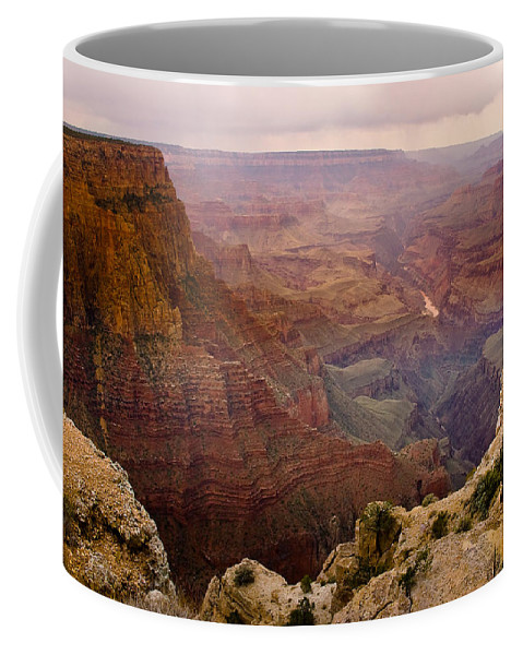Grand Canyon Coffee Mug featuring the photograph Grand Canyon In The Spring by James BO Insogna