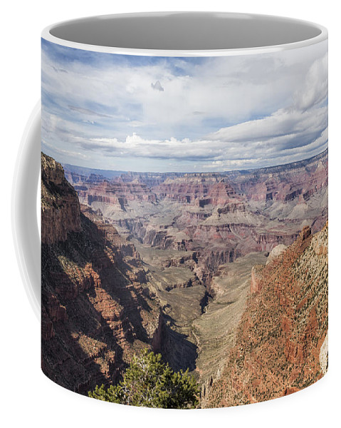 Grand Canyon Coffee Mug featuring the photograph Grand Canyon No. 6 by Belinda Greb