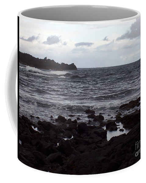 Water Coffee Mug featuring the photograph Grayscale by Deborah Crew-Johnson