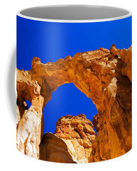 Chad Dutson Coffee Mug featuring the photograph Grosvenor Arch by Chad Dutson
