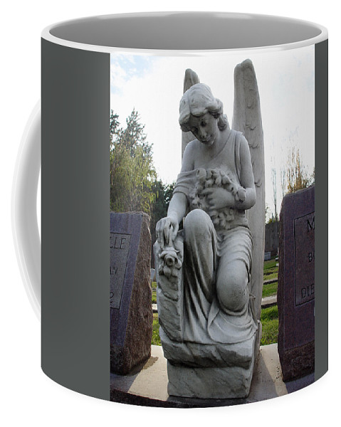 Guardian Of Souls Coffee Mug featuring the photograph Guardian Of Souls by Peter Piatt