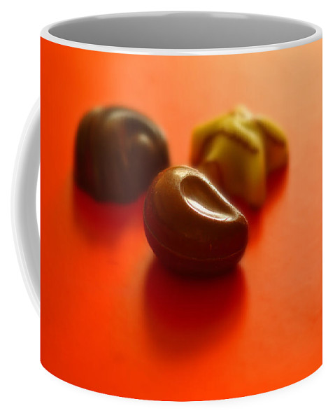 Still Life Coffee Mug featuring the photograph Guilty Pleasures by Evelina Kremsdorf