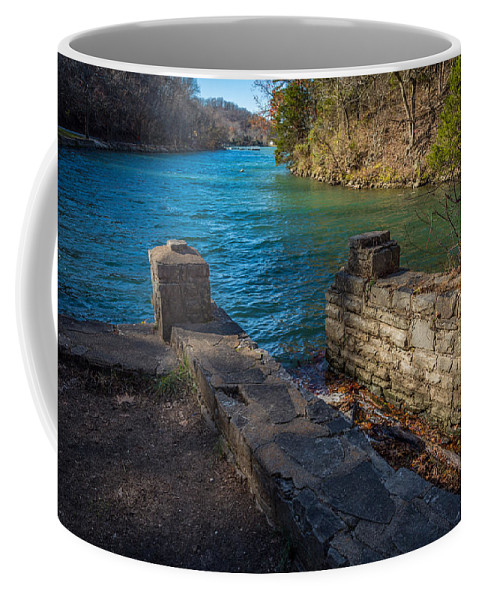 Arches Coffee Mug featuring the photograph Ha Ha Tonka #5 by Jon Manjeot