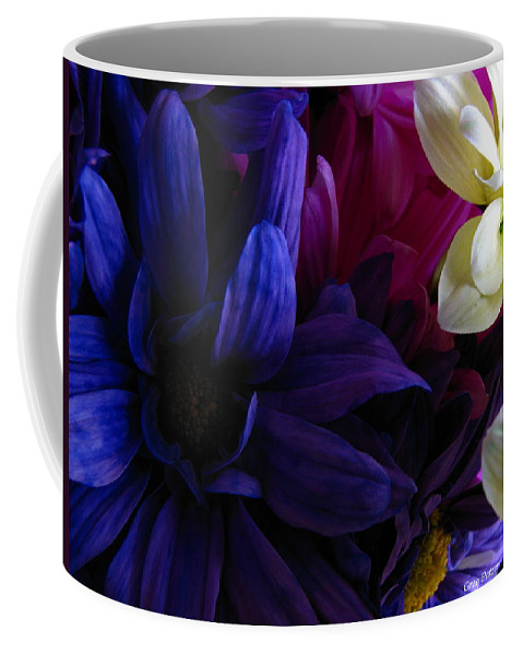 Patzer Coffee Mug featuring the photograph Happy Flowers by Greg Patzer