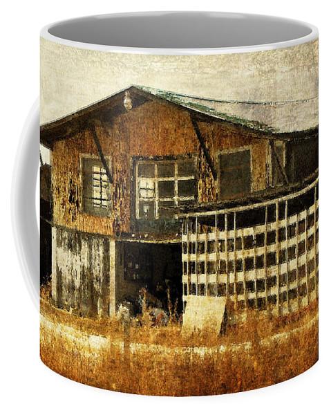 Farm Coffee Mug featuring the photograph Hard Labor by Lois Bryan