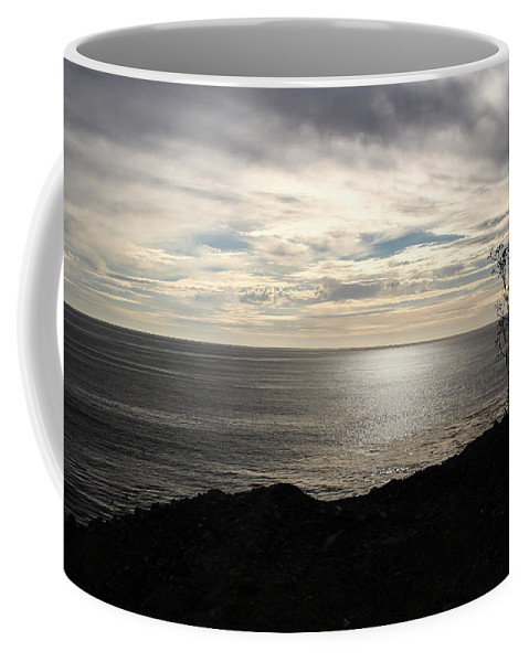 Sunset Coffee Mug featuring the photograph Harmony by Marnie Patchett