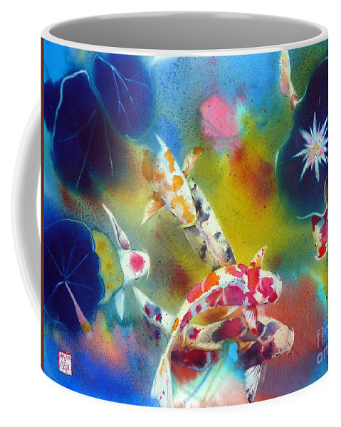 Watercolor Coffee Mug featuring the photograph Harvest by Andre MEHU