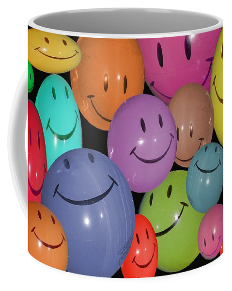 Have A Nice Day Coffee Mug featuring the photograph Have A Nice Day by Robert Meanor
