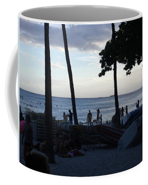 Hawaii Coffee Mug featuring the photograph Hawaiian Afternoon by Daniel Sauceda