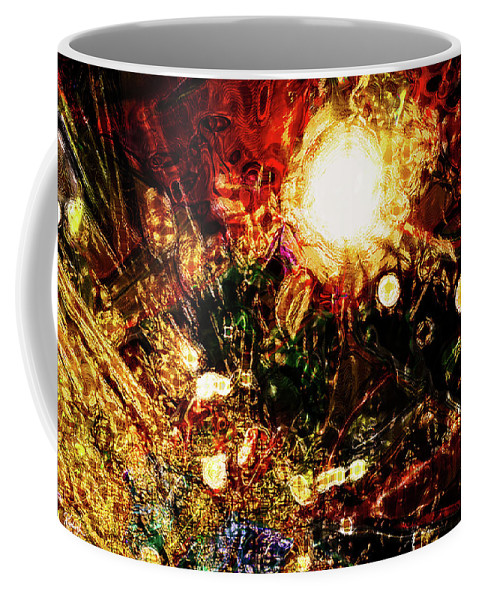 Kipleigh Coffee Mug featuring the digital art Hay Day by Kipleigh Brown