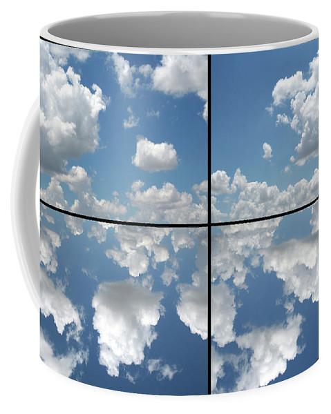 Heaven Coffee Mug featuring the photograph Heaven by James W Johnson