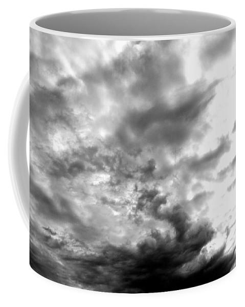 Clouds Coffee Mug featuring the photograph Heavenward by Deborah Crew-Johnson