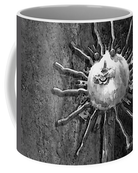 Sun Coffee Mug featuring the photograph Here Comes The Sun by Debbi Granruth