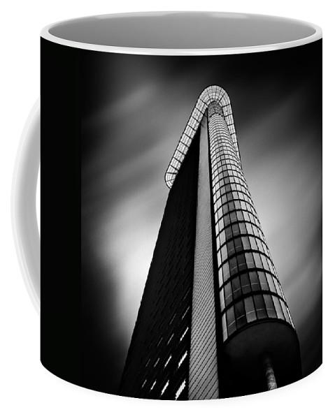 Het Strijkijzer Coffee Mug featuring the photograph Het Strijkijzer by Dave Bowman