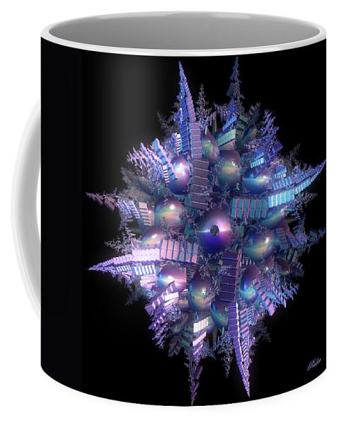 Easter Coffee Mug featuring the digital art Hidden by Sara Raber