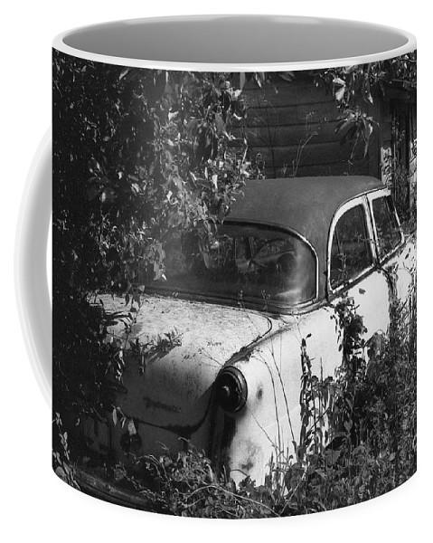 Abandoned Coffee Mug featuring the photograph Hidden Treasure by Richard Rizzo