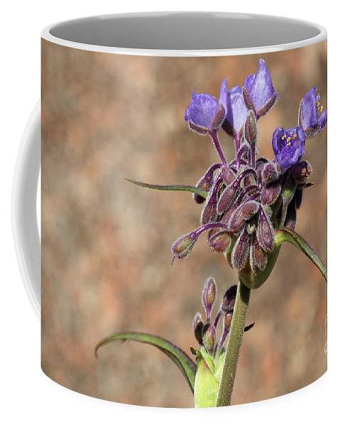 Flower Coffee Mug featuring the photograph Hill Country Flower by Rick Barker