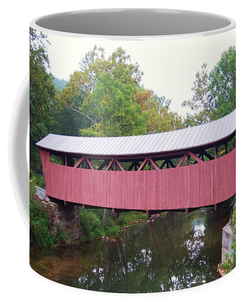 Hokes Mill Coffee Mug featuring the photograph Hokes Mill by Eric Liller