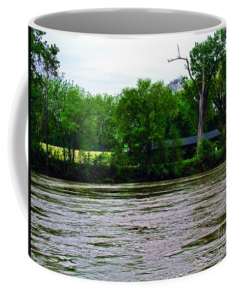 Landscape Coffee Mug featuring the photograph Home Away From Home by Don Baker