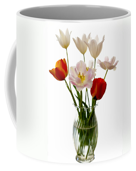 Flower Coffee Mug featuring the photograph Home Grown by Marilyn Hunt