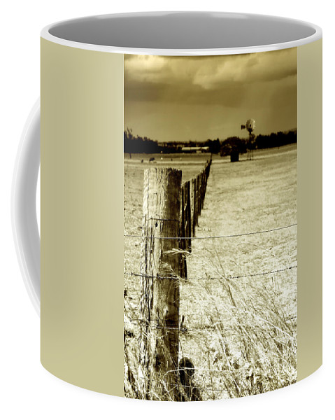 Landscape Coffee Mug featuring the photograph Homeward Bound by Holly Kempe
