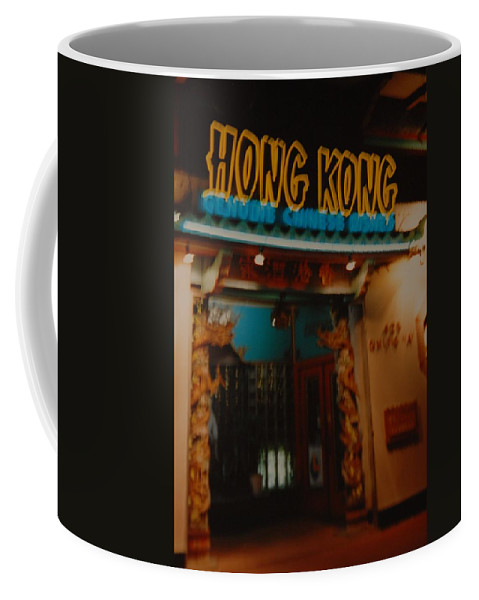 Los Angeles Coffee Mug featuring the photograph Hong Kong by Rob Hans