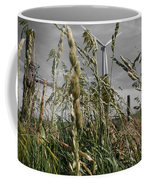 Landscape Coffee Mug featuring the photograph Hope? by Dylan Punke