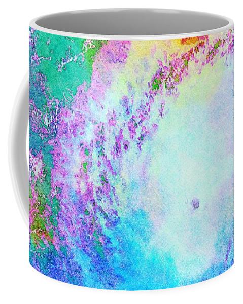 Hurricane Season Coffee Mug featuring the digital art Beauty and the Beast by James Temple