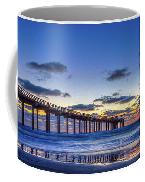 Kauai Coffee Mug featuring the photograph I Alone by Jason Dodd