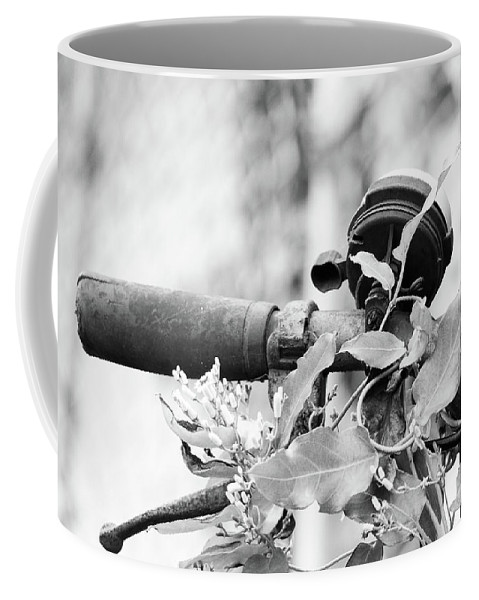 Photography Coffee Mug featuring the photograph I Am Eager To Be Heard. by Yi-ru Chen