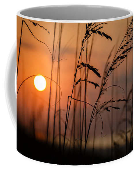 Clouds Coffee Mug featuring the photograph I Feel The Summer Breeze by Gary Oliver