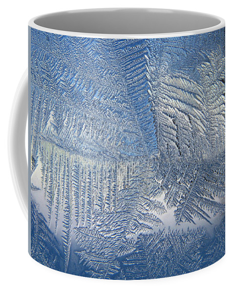 Ice Coffee Mug featuring the photograph Ice Galore by Rhonda Barrett