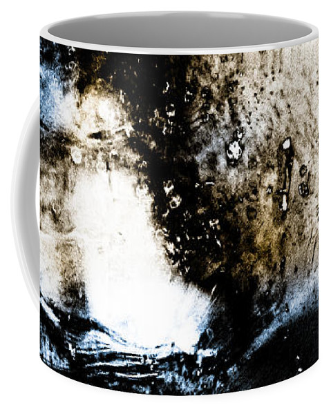 Ice Coffee Mug featuring the photograph Ice Number One by Bob Orsillo