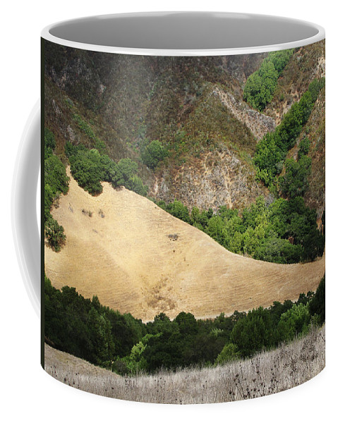 Las Trampas Coffee Mug featuring the photograph Icing On The Cake by Karen W Meyer