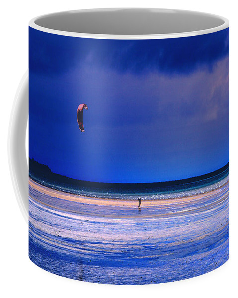 Landscapes Coffee Mug featuring the photograph If I Had Wings by Holly Kempe