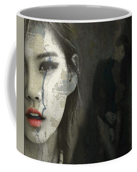 Love Coffee Mug featuring the photograph If You Don't Know Me By Now by Paul Lovering