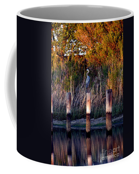 Clay Coffee Mug featuring the photograph Illusion by Clayton Bruster