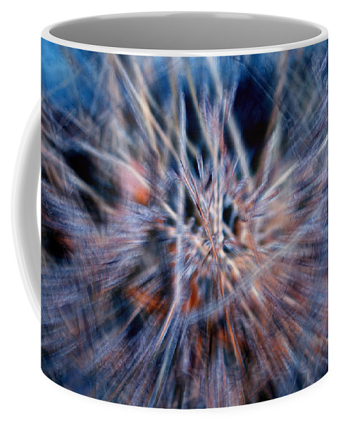 Abstracts Coffee Mug featuring the digital art I'm Dreaming by Linda Sannuti