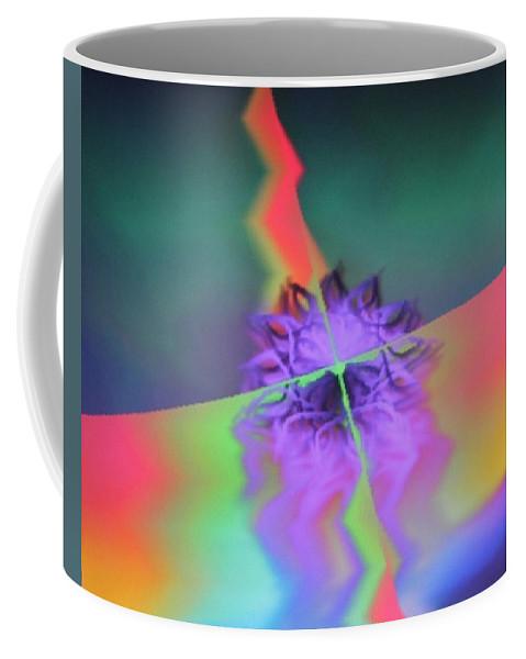 Digital Art Coffee Mug featuring the digital art Img0028 by Ralph Root