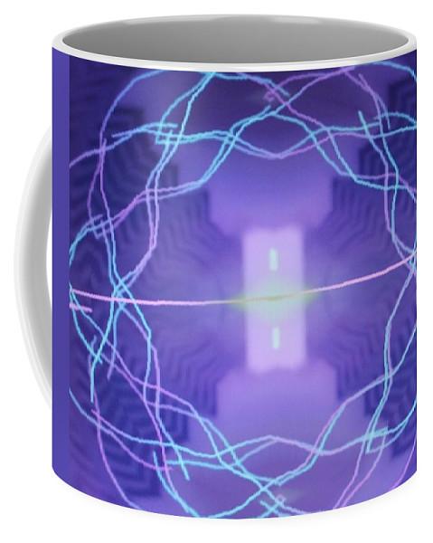 Digital Art Coffee Mug featuring the digital art Img0029 by Ralph Root