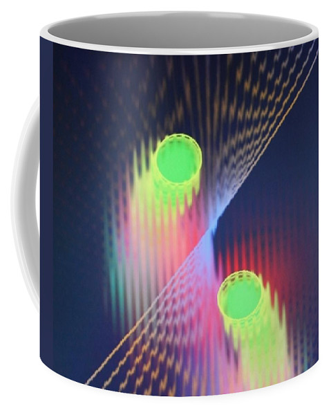 Digital Art Coffee Mug featuring the digital art Img0030 by Ralph Root
