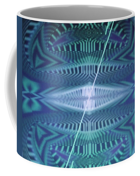 Digital Art Coffee Mug featuring the digital art Img0032 by Ralph Root