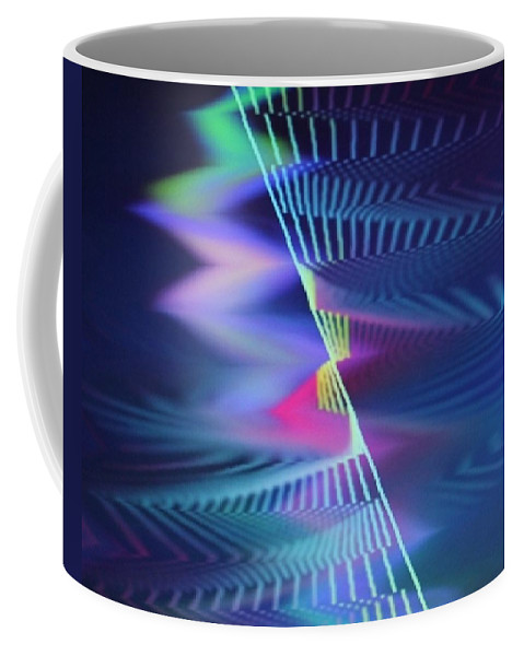 Digital Art Coffee Mug featuring the digital art Img0049 by Ralph Root