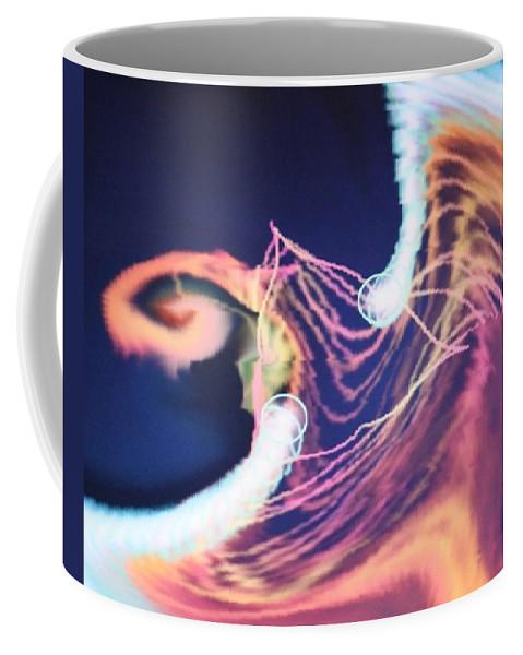 Digital Art Coffee Mug featuring the digital art Img0052 by Ralph Root