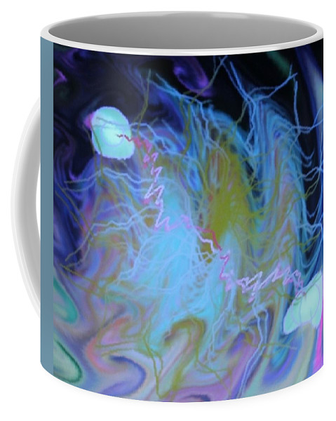 Digital Art Coffee Mug featuring the digital art Img0072 by Ralph Root