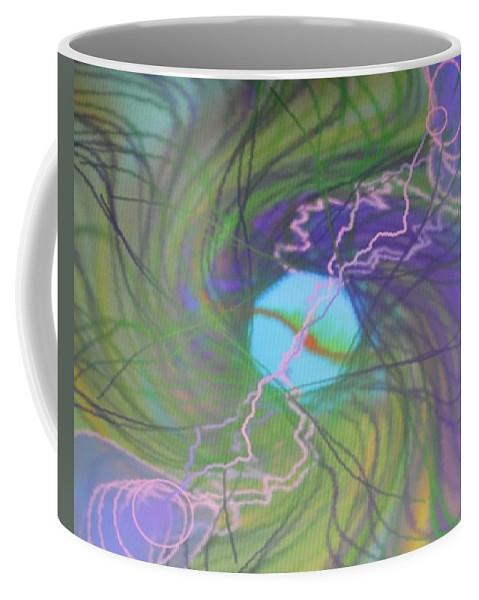 Digital Art Coffee Mug featuring the digital art Img0090 by Ralph Root