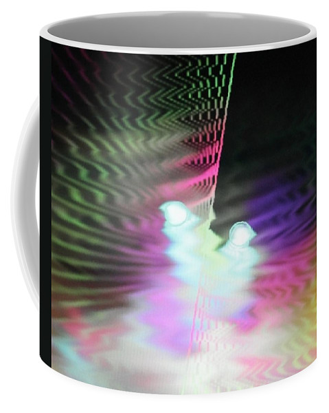 Digital Art Coffee Mug featuring the digital art Img0092 by Ralph Root