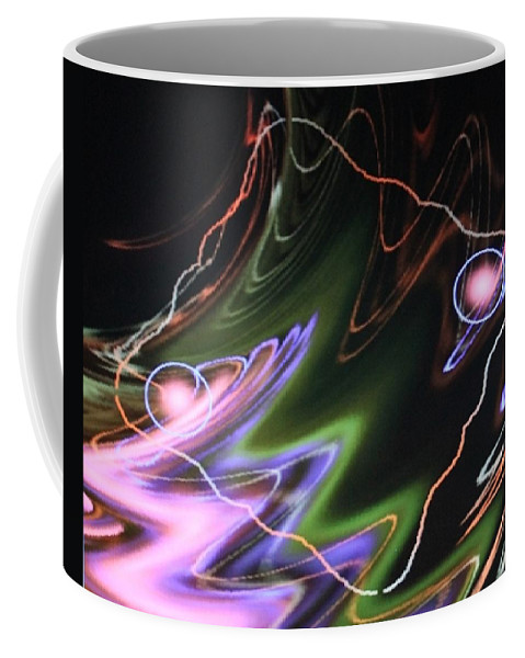 Digital Art Coffee Mug featuring the digital art Img0136 by Ralph Root
