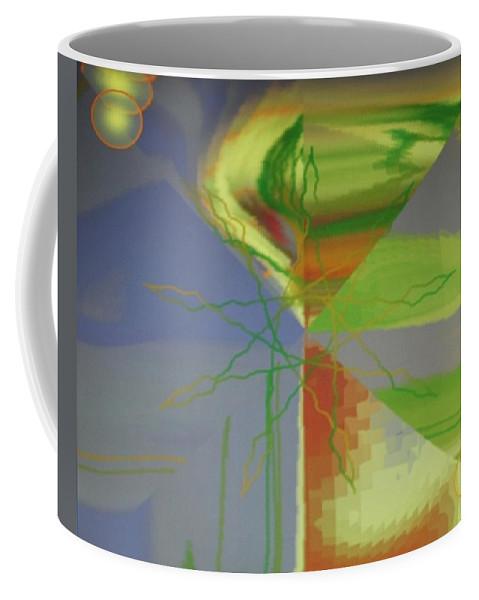 Digital Art Coffee Mug featuring the digital art Img0175 by Ralph Root